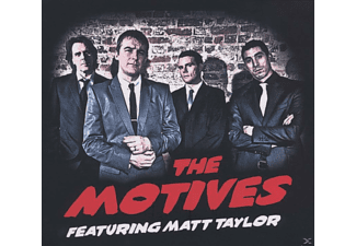 Motives!, Matt Taylor - The Motives Featuring Matt Taylor - (CD)