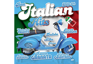 VARIOUS - Best Italian Hits (50 Hits From The 50s & 60s) - (CD)