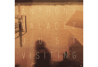 Anthony Valadez - Just Visiting - (CD)