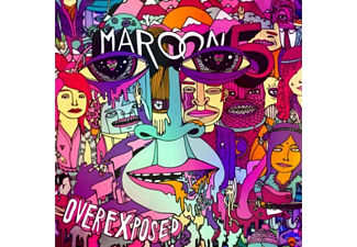 Maroon 5 - Overexposed (Deluxe Edition) - (CD)