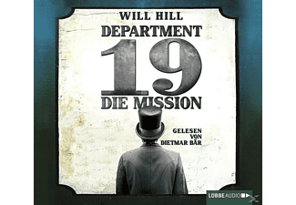 Department 19 - Die Mission - 6 CD - Science Fiction/Fantasy