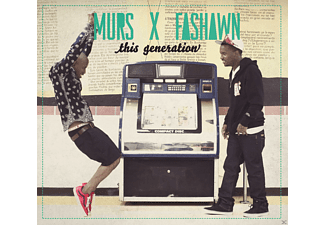 Murs & Fashawn - This Generation [CD]