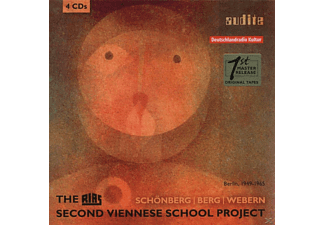 VEGH QUARTETT/BERLINER PHILHARMONIK - The Second Viennese School Project - (CD)