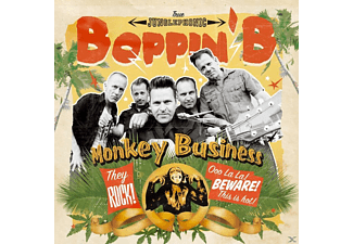 Boppin'b - Monkey Business - (CD)