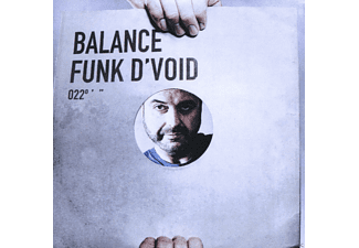Mixed By Funk Dvoi - Balance 22 - (CD)