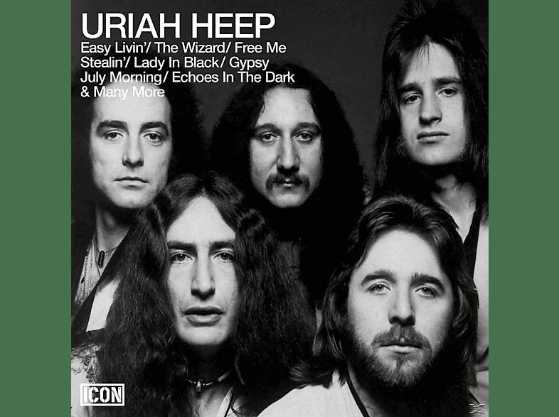 Uriah Heep - Icon [CD] τηλεόραση   ψυχαγωγία μουσική cds μουσική  ταινίες  βιβλία μουσική cds