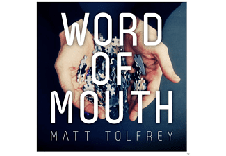 Matt Tolfrey - Word Of Mouth - (CD)