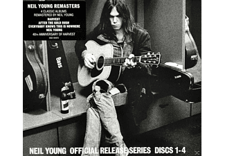 Neil Young - Official Release Series Discs1-4 [CD]