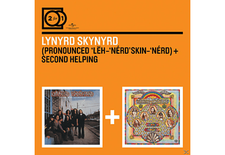 Lynyrd Skynyrd - 2 for 1: Pronounced Leh-Nerd Skin-Nerd/Second Helping [CD]