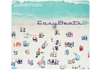 VARIOUS - Wavemusic Easy Beats 8 - (CD)