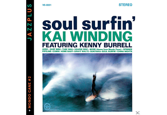 Kai Winding, Kenny Burrell - Soul Surfin' - (CD)