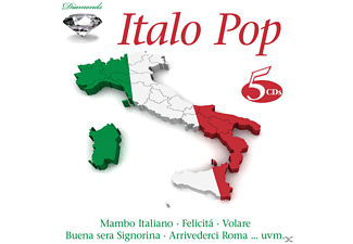 VARIOUS - Diamonds - Italo Pop [CD]