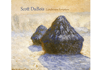 Scott Dubois - Landscape Scripture - (CD)