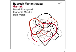 Rudresh Mahanthappa - Gamak [CD]