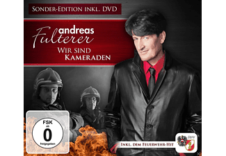 Andreas Fulterer - Wir Sind Kameraden-Sonderedition ( Best Of Cd + Bonus Dvd) [CD + DVD Video]