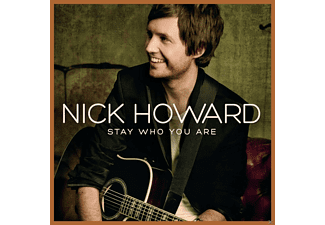 Nick Howard - Stay Who You Are - (CD)