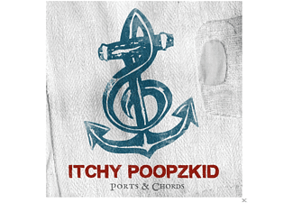 Itchy Poopzkid - PORTS & CHORDS - (CD)