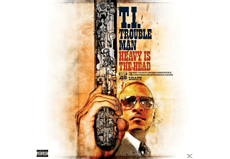 T.I. - Trouble Man-Heavy Is The Head - (CD)