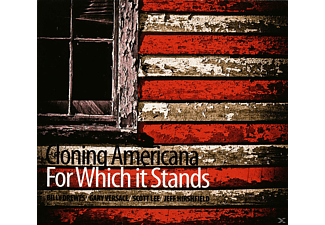 Cloning Americana - For Which It Stands - (CD)