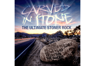 VARIOUS - Carved In Stone - The Ultimate Stoner Rock - (CD)