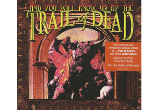 And You Will Know Us By The Trail Of Dead - And You Will Know Us By The Trail Of Dead [CD]
