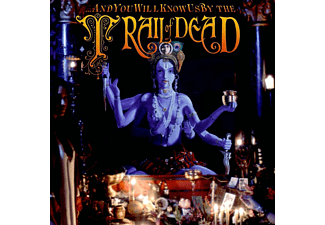 And You Will Know Us By The Trail Of Dead - Madonna (Re-Issue 2013) [CD]