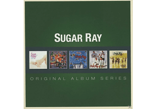 Sugar Ray - Original Album Series [CD]