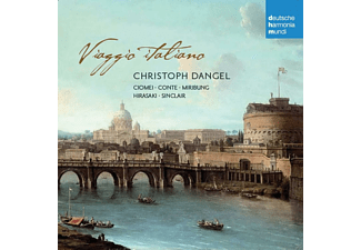 Christoph Dangel, VARIOUS - Sonatas For Cello And Basso Continuo - (CD)
