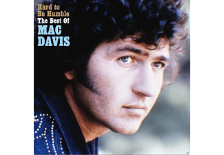 Mac Davis - Hard To Be Humble - The Best Of [CD]