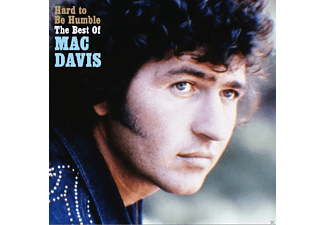Mac Davis - Hard To Be Humble - The Best Of - (CD)