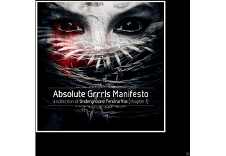 VARIOUS - Absolute Grrrls Manifesto [CD]