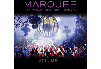 VARIOUS - Marquee Vol.1 - (CD)