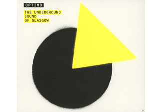 Optimo - The Underground Sound of Glasg - (CD)