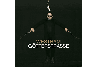 Westbam - GÖTTERSTRASSE (LIMITED DELUXE EDITION) - (CD)