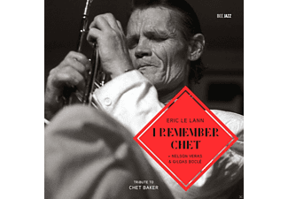 Eric Le Lann - I Remember Chet - (CD)