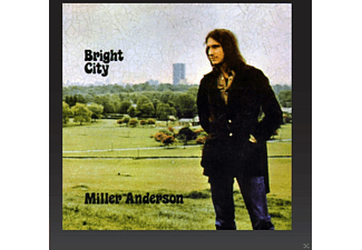 Miller Anderson - Bright City [CD]