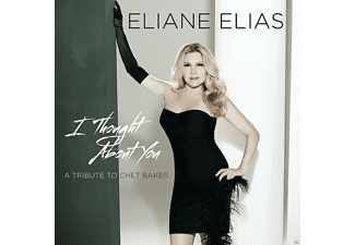 Eliane Elias - I Thought About You (A Tribute To Chet Baker) - (CD)