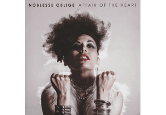 Noblesse Oblige - Affair Of The Heart - (CD)