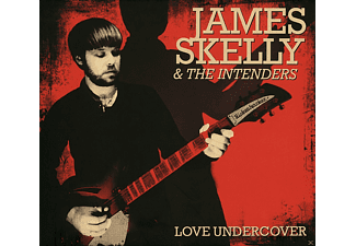 James & The Intenders Skelly - Love Undercover [CD]