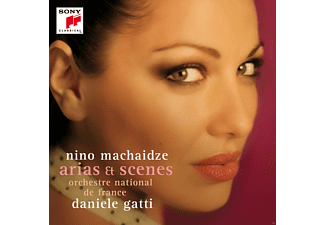 Nino Machaidze, Atalla Ayan, Orchestre National De France - Arias & Scenes [CD]