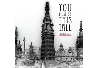 Mike Keneally - You Must Be This Tall [CD]