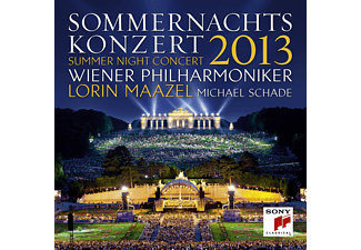 Wiener Philharmoniker - Summer Night Concert 2013 (CD)