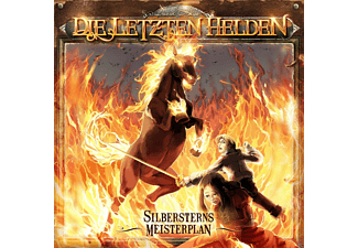 Die Letzten Helden - Silbersterns Meisterplan - 1 MP3-CD - Science Fiction/Fantasy/Mystery