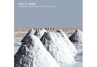 Saltland - I Thought It Was Us But It Was All Of Us [CD]