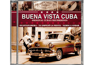 VARIOUS - Buena Vista Cuba - Original Cuban Recordings [CD]