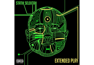 Statik Selektah - Extended Play [CD]