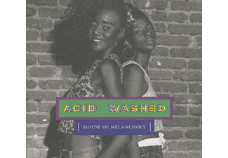 Acid Washed - House Of Melancholy - (CD)