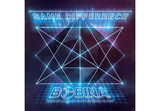 Bobina - Same Difference - (CD)