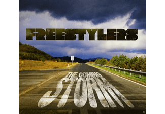 Freestylers - The Coming Storm [CD]