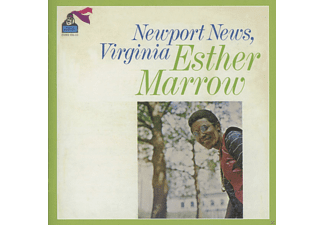 Esther Marrow - Newport News, Virginia [CD]